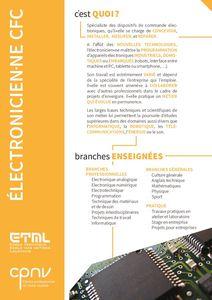 thumbnail of CPNV-ETML – CFC électronicien