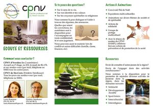 thumbnail of Flyer CPNV-5