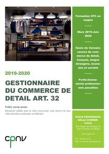thumbnail of Guide du gestionnaire du commerce de détail-art. 32