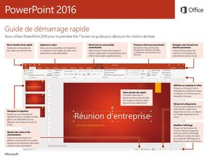 thumbnail of POWERPOINT 2016 QUICK START GUIDE